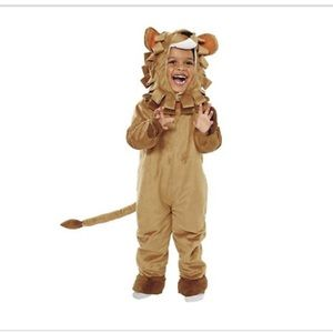 Other - One piece lion Halloween costume (Toddler)